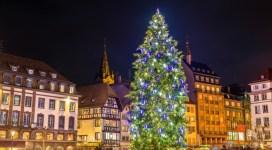 Târgul de Crăciun de la Strasbourg din această iarnă a fost anulat