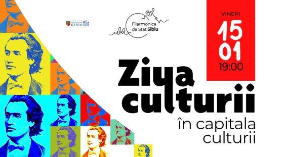 Ziua Culturii în Capitala Culturii – Concert simfonic