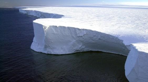 Cel mai mare aisberg din lume s-a topit