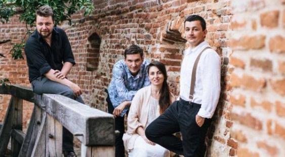 Luiza Zan şi Jazzpar Trio concertează la Teatrul Godot