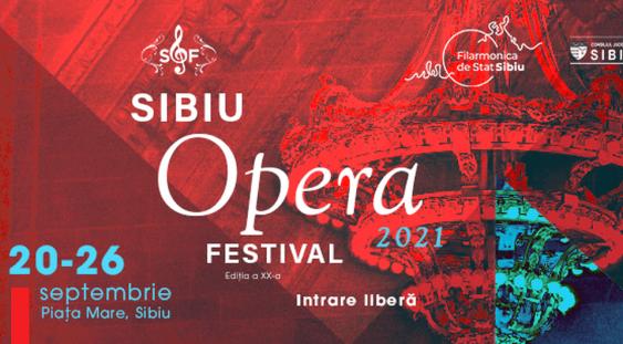 Artişti celebri, invitaţi în cadrul 'Sibiu Opera Festival'