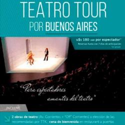 TEATRO TOUR BUENOS AIRES