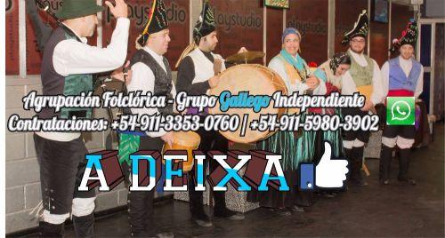 A Deixa Show de Gaitas y danzas gallegas