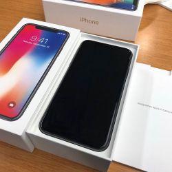 Apple iPhone X - Unlocked 64GB Space Grey