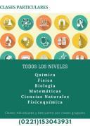 Clases particulares BIOLOGIA