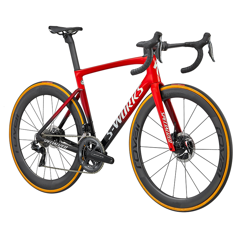 2021 Specialized S-Works Tarmac SL7 Dura-Ace Di2 Road Bike - INDORACYCLES