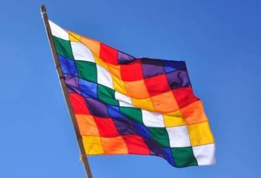 bandera indigena