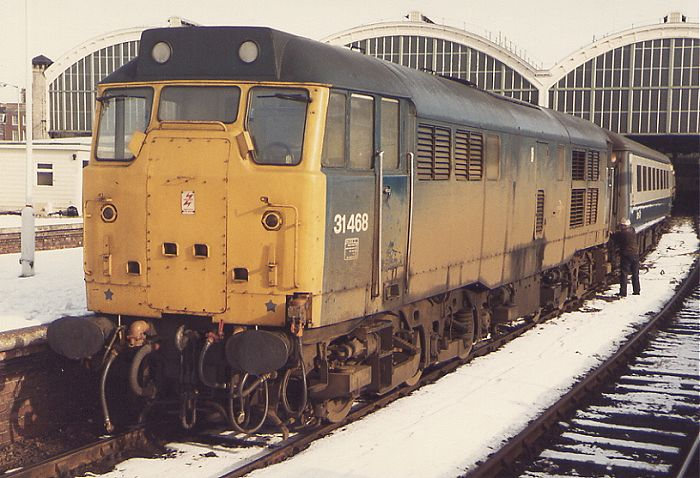 Class 31 Diesel Photo Gallery 31468 Photo Area