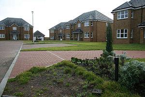 English: High class residential housing A new ...
