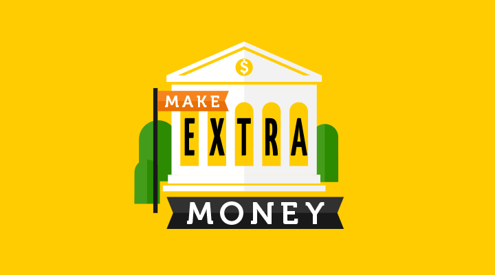 3 Ways to Make Extra Money at Home_classiblogger