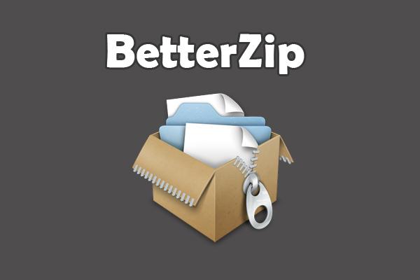 Betterzip - Unzip Your Files on Mac-classiblogger