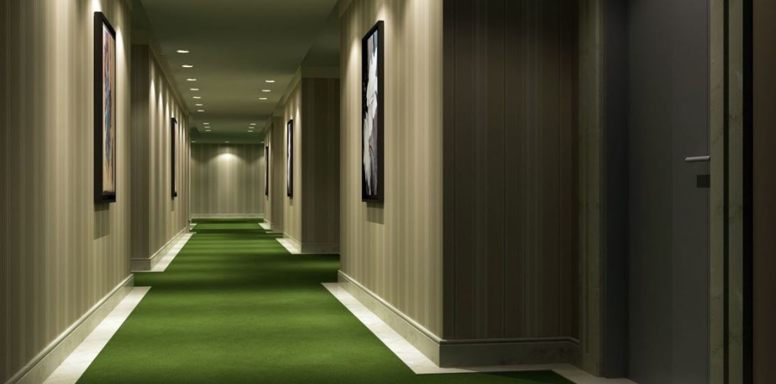 Hotel Commercially Cleaned in Atlanta