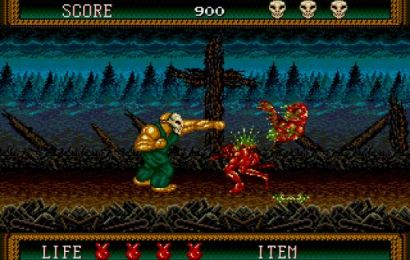Splatterhouse 2 009