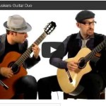 Minor Swing – Classical Guitar Duo