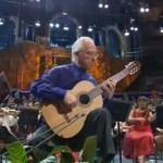 Concierto de Aranjuez, <br/>classical guitar and orchestra