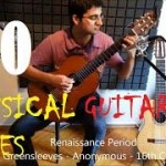 VIDEO: History of Classical Guitar in 100 Pieces
