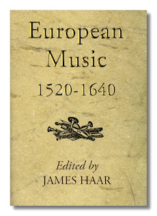 European Music 1520-1640 by Haar