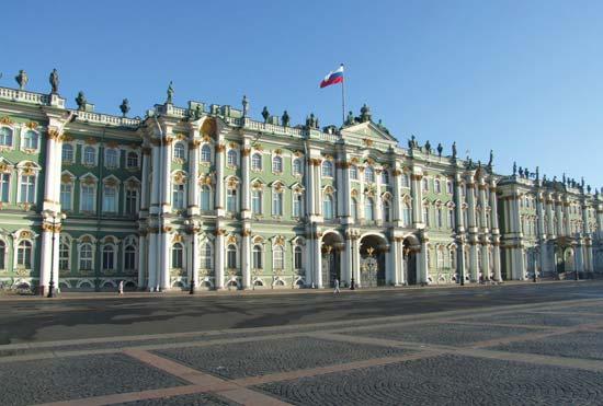 Violoncelo em São Petersburgo