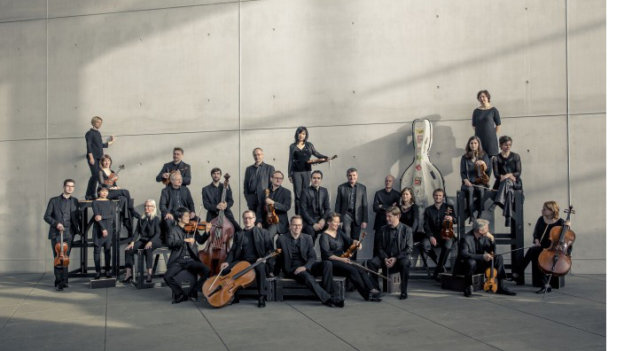 A Romantic Chamber Orchestra