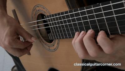 The best classical guitar teacher