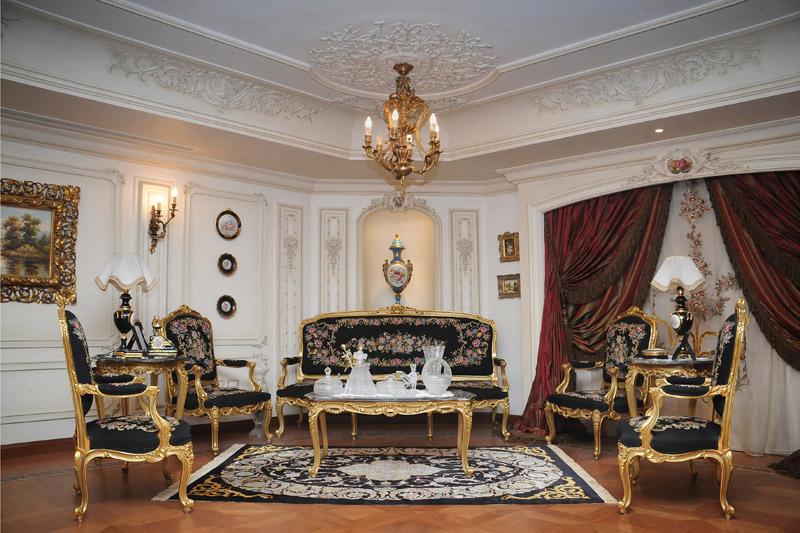 » mahmoud badawey Villa Interior design Project IdeaTop ...