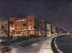 Cecil Hotel, Alexandria by Andreas Georgiadis