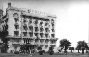 Cecil Hotel, Alexandria in the 1920s