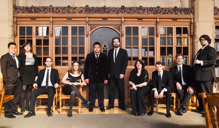 The Byrd Ensemble (Photo: Charleen Cadelina)