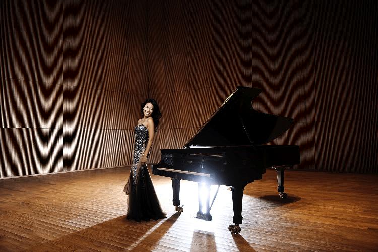 Pianist Joyce Yang (Photo: Joyce Yang)