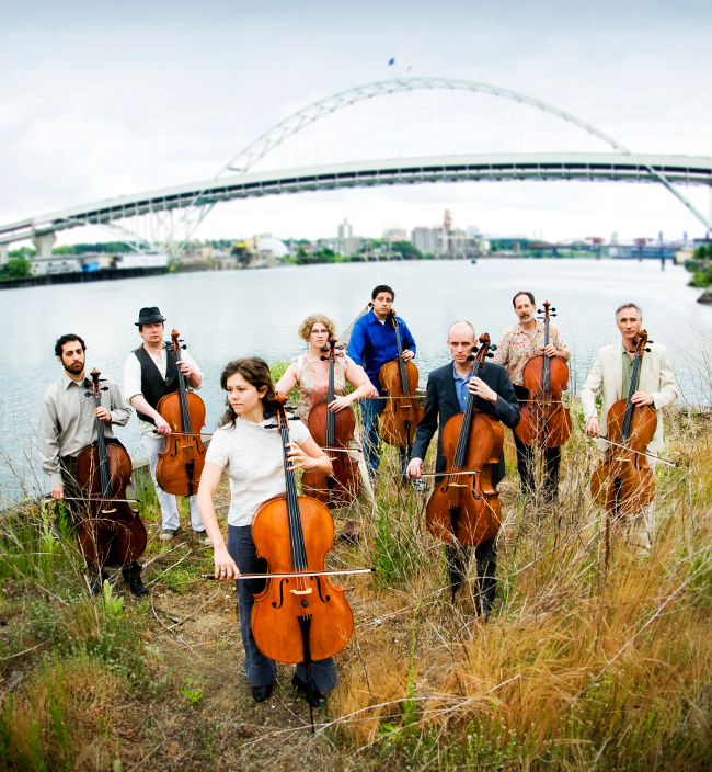 Portland Cello Project (Photo: Jason Quigley)