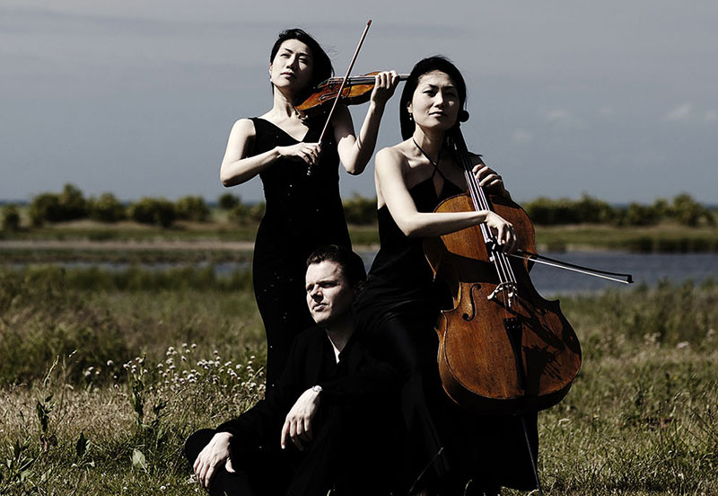 Trio con Brio Copenhagen (Photo: Nikolaj Lund)