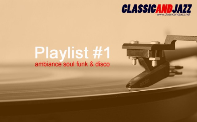 La playlist Soul And Funk #1