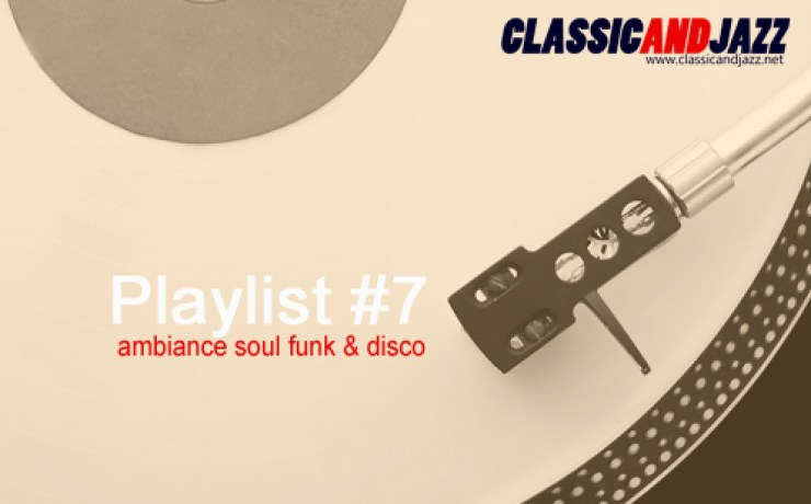 La playlist Soul And Funk #7