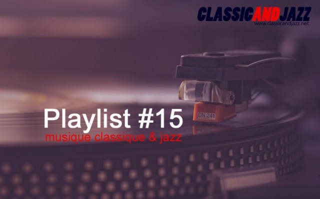 La playlist Classic And Jazz #15 avec Handel, Sinead O'Connor, Art Pepper, Aretha Franklin, Roberto Occhipinti, Sammy Davis Jr, Incredible Bongo Band, Steve Grossman, Berlioz, The Mar-Keys, Bengt Berger, George Gershwin, Lorez Alexandria, Stan Getz