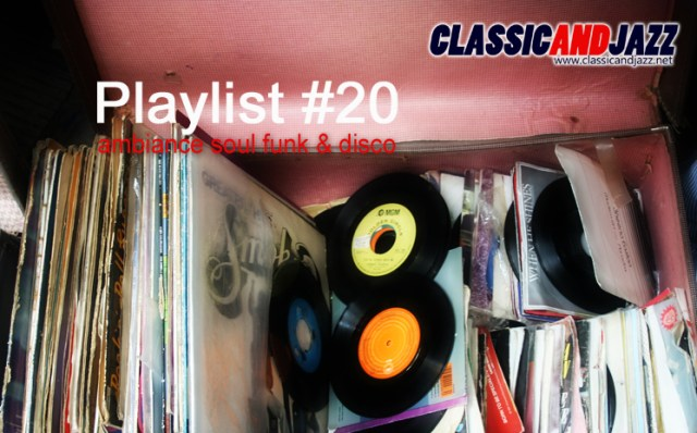 La playlist Soul And Funk #20
