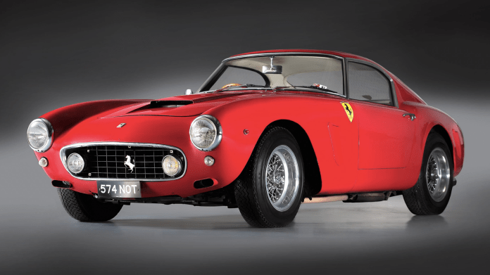 The 50 Most Expensive Cars Ever Sold At Auction Classic Sports Car