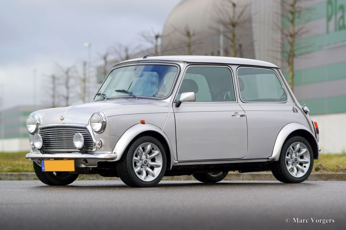 Mini 40th Anniversary 2001 Welcome To Classicargarage