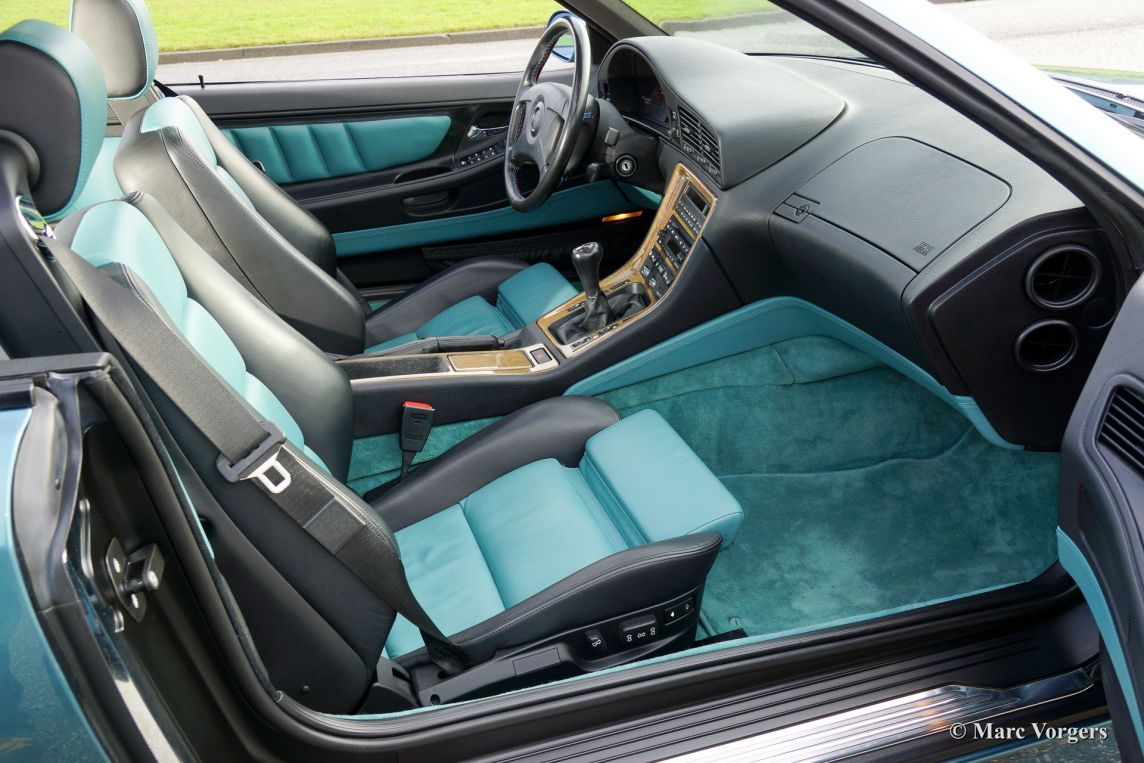 BMW 850 CSI 1995 Welcome To ClassiCarGarage