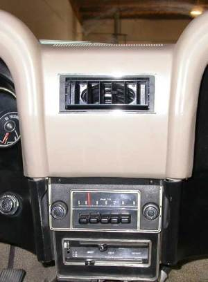 1970 Ford Mustang Air Conditioning System | 70 Ford Mustang AC