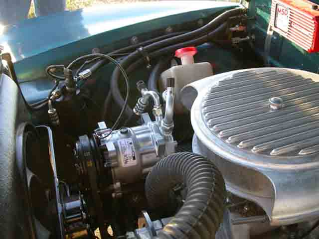 1953 Chevy Pickup Truck Air Conditioning System 53 Chevy