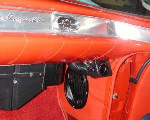 1958 Chevy Impala  Sedan Air Conditioning System | 58