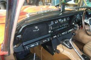 1969 Jaguar EType Series 2 LHD Air Conditioning System