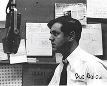 Image result for disc jockey bud ballou