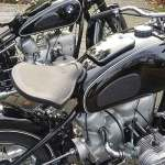 BMW motorfiets restauratie