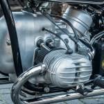 BMW R67 restauratie