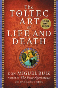 Toltec art of Life and Death