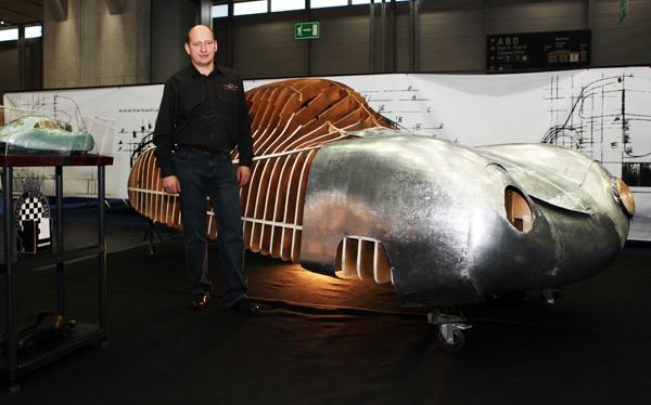 14. bis 16. Jänner 2011 – Classic Car Show Wien feiert Premiere