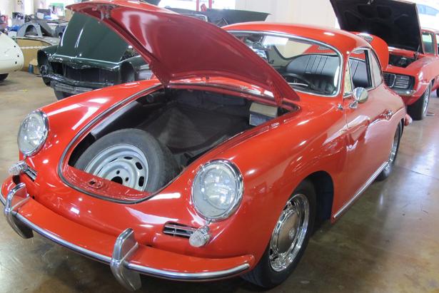 Porsche 356 C Coupe Kauf