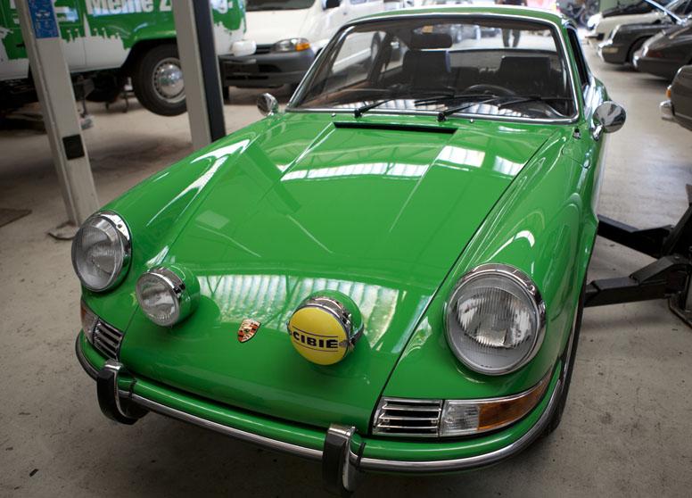 Porsche 911 T Endspurt