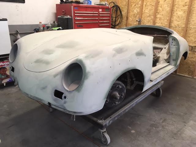Porsche 356 pre-A Speedster
